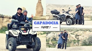 NUESTRA AVENTURA EN MOTO | CAPADOCIA PARTE 1 | MEXICANA EN TURQUIA