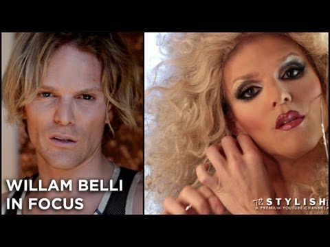 WILLAM DOES HIS MAKE UP UNCUT BEHIND THE SCENES FOOTAGE