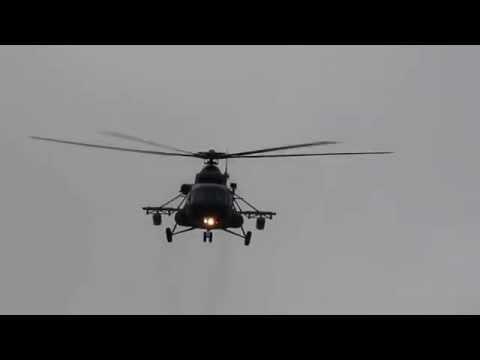 Belgian Air Force Days 2014 - Mil Mi 17