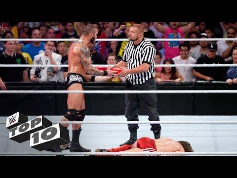 Xxx Mp4 Greatest SummerSlam Endings WWE Top 10 Aug 11 2018 3gp Sex