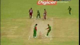 Bangladesh vs WI 2nd ODI 2009