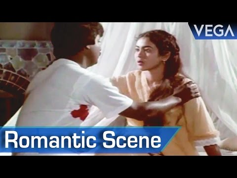 Jayashree  See's The Jewelery || Kalamellam Un Madiyil Tamil Movie || Romantic Scene