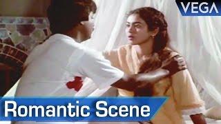 Jayashree  See's The Jewelery    Kalamellam Un Madiyil Tamil Movie    Romantic Scene