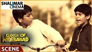Gangs Of Hyderabad Movie || Sajid Khan And Ismail Bhai Childhood Comedy Scene