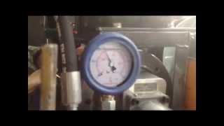 Hydraulikaggregat Tragbar Eigenbau