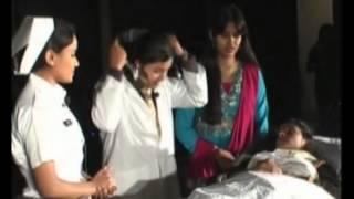 Nursing students of Bangladesh