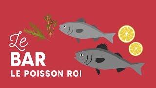 Bar, le poisson roi - Les Carnets de Julie