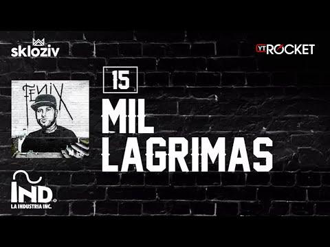 15. Mil lágrimas - Nicky Jam (Álbum Fénix)