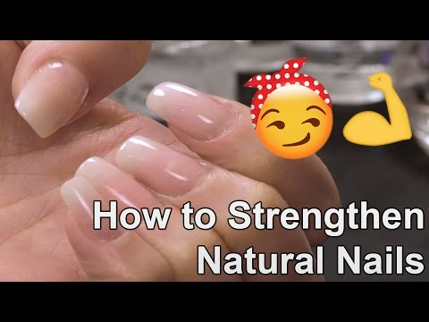 Xxx Mp4 How To Strengthen Natural Nails With An Acrylic Overlay 3gp Sex