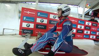 Emily Sweeney Seals Silver At Lake Placid Luge World Cup