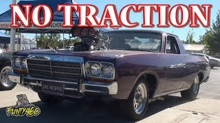 BLOWN MOPAR - IDLE FROM HELL