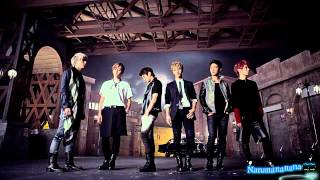 BEAST   'Midnight   japan eng n japan sub Official Music  Video