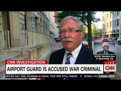 Xxx Mp4 CNN Finds Somali War Criminal Working Security At DC Area Airport 3gp Sex