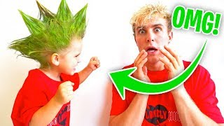 I've NEVER Seen 4 Year Old Tydus THIS MAD... (prank)