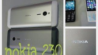 Nokia 230 – обзор звонилки в металле