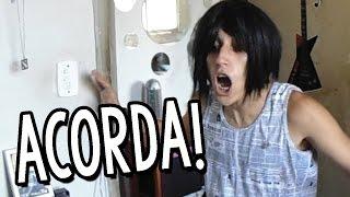A DEPRESSÃO DE ACORDAR CEDO