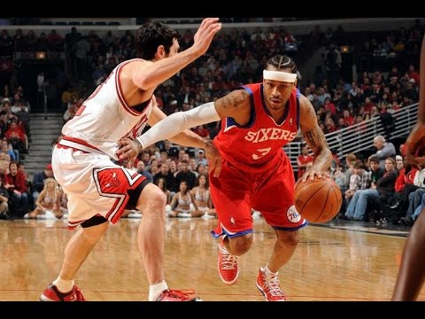 The Top 10 NBA Crossovers Of