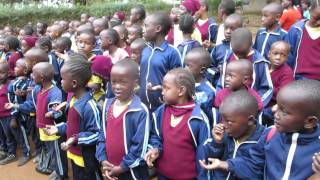 Kibwezi Imani Primary School Devotion