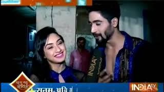 Abigail Sanam IndiaTV Seg 28th March 17