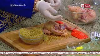 4  شارع شريف - فقرة المطبخ مع الشيف أميرة حسن