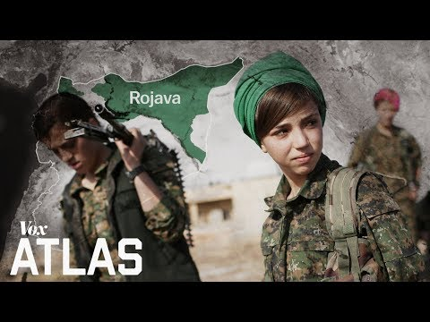How Syria's Kurds are trying to create a democracy
