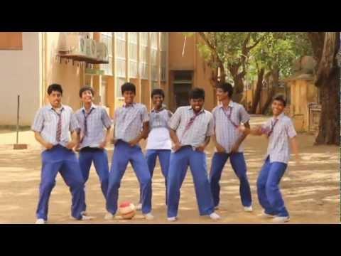 Chettinad Vidyashram Farewell 12 -13 HD720p by MasS gang!!