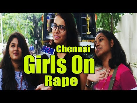 What Is Rape ? Chennai Girls Reactions On Rape | Public Opinion : Can Girls Wear Sleeve Less ?