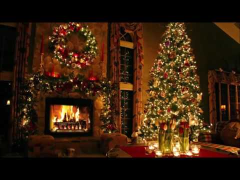 Xxx Mp4 Classic Christmas Music With A Fireplace And Beautiful Background Classics 2 Hours 2018 3gp Sex