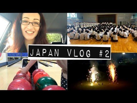 My Birthday, School & Canada Day! JAPAN VLOG WEEK 2!