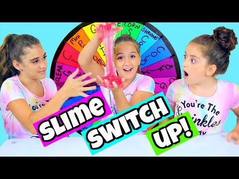 Xxx Mp4 Mystery Wheel Of Slime Switch Up Challenge 3gp Sex