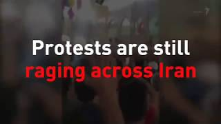 The Iranian people are demanding freedom