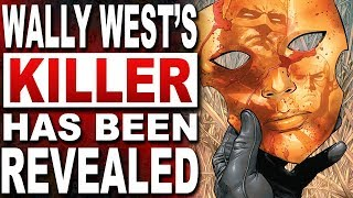 Heroes In Crisis #3 | The Killer of Wally West Is Revealed & Harley Quinn Evolves!