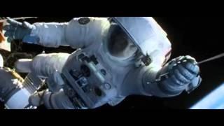 Gravity scene when tether breaks