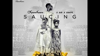 Saucing - Okyeame Kwame ft. Sir x Sante (Official Video)