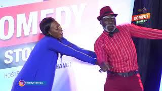 Alex Muhangi Comedy Store UMA - Jajja bruce