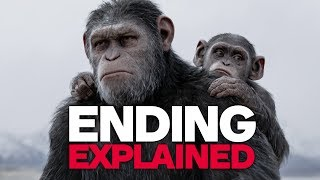 Andy Serkis Explains the Ending of War for the Planet of the Apes