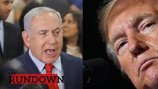 """Should Netanyahu Condemn Trump's """"Anti-Semitic"""" Comments ?"""
