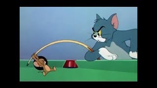 Tom And Jerry English Episodes - Cue Ball Cat - Cartoons for kids