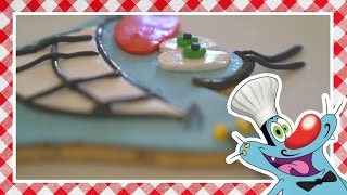 Oggy's Tips 'n' Tricks - How to cook the Oggy Cake!