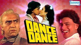 Dance Dance (1987) - Hindi Full Movie - Mithun Chakraborty - Smita Patil - Mandakini -80's Hit Movie