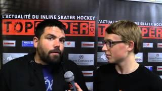 Interview Johann Fridez (coach SHC Buix)