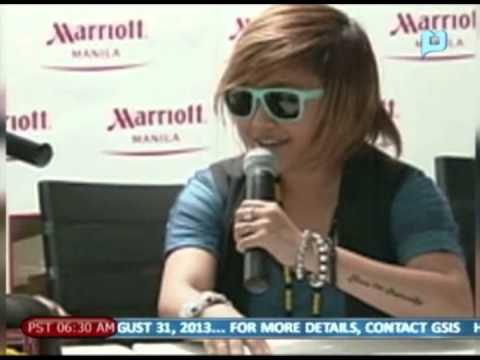Charice, umalis ng bansa para sa unang show nito matapos umamin sa totoong kasarian