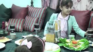 قناة اطفال ومواهب الفضائية يوميات طفلة الحلقة 1