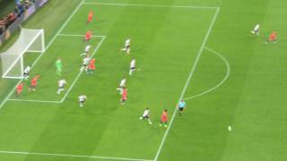2017 FIFA Confederations Cup Final Game Germany vs Chili