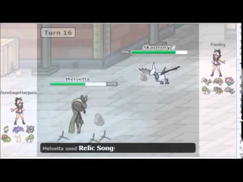 Testing Verlisify's Curse/Amnesia Venusaur Battle #1 (CM Mini)
