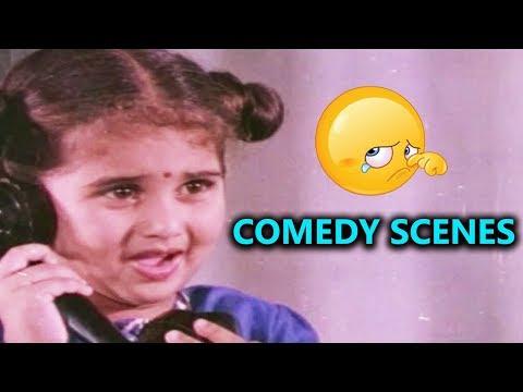 Baby Shamili Rajeshaker Back To Back Comedy || Latest Comedy Scenes