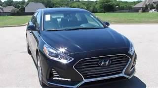 2018 Hyundai Sonata Limited FIRST LOOK #18004   Bartlesville, OK