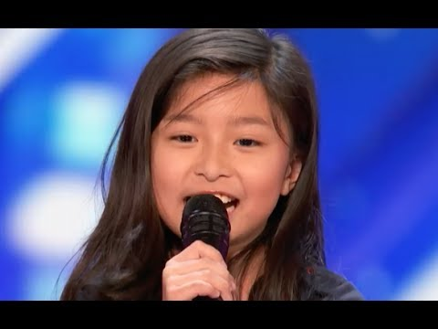 Xxx Mp4 9 Y O Little Girl Shocks The Entire Stage With My Heart Will Go On Week 4 America S Got Talent 3gp Sex