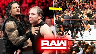 The Shield HANDICAP MATCH on RAW ? WWE Monday Night Raw 24 September 2018 Highlights !