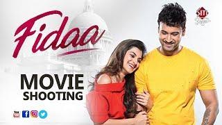 Fidaa | Movie Shooting | Yash Dasgupta | Sanjana Banerjee | Pathikrit Basu